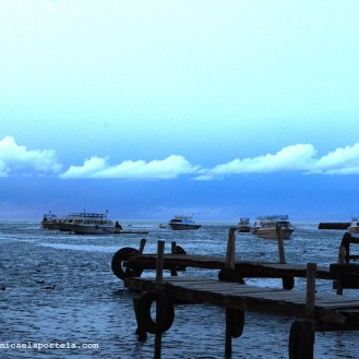Muelle Lago Titicaca