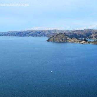 Lago Titicaca sector posterior