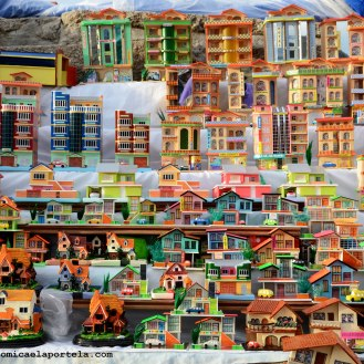 Representaciòn en miniatura para pedidos de casa o autos